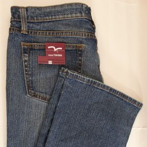 MISS Vigoss Jeans NWT Low Waist Fit Denim Jeans